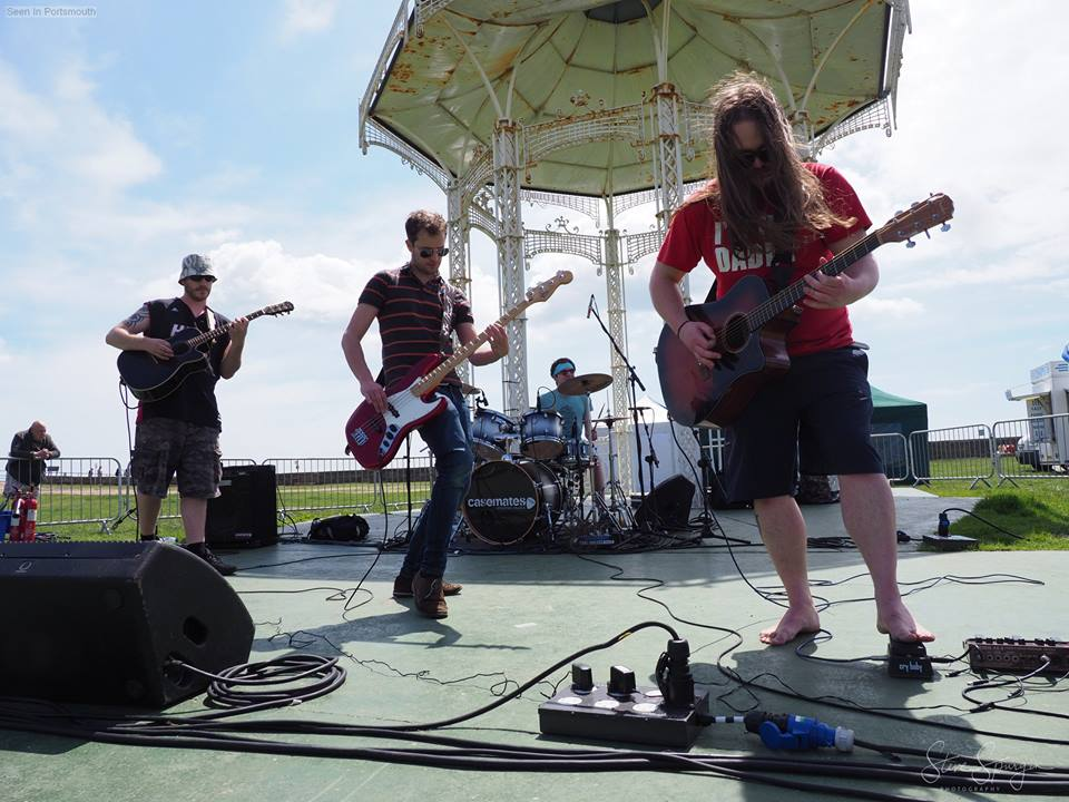 The Machete @ The Bandstand