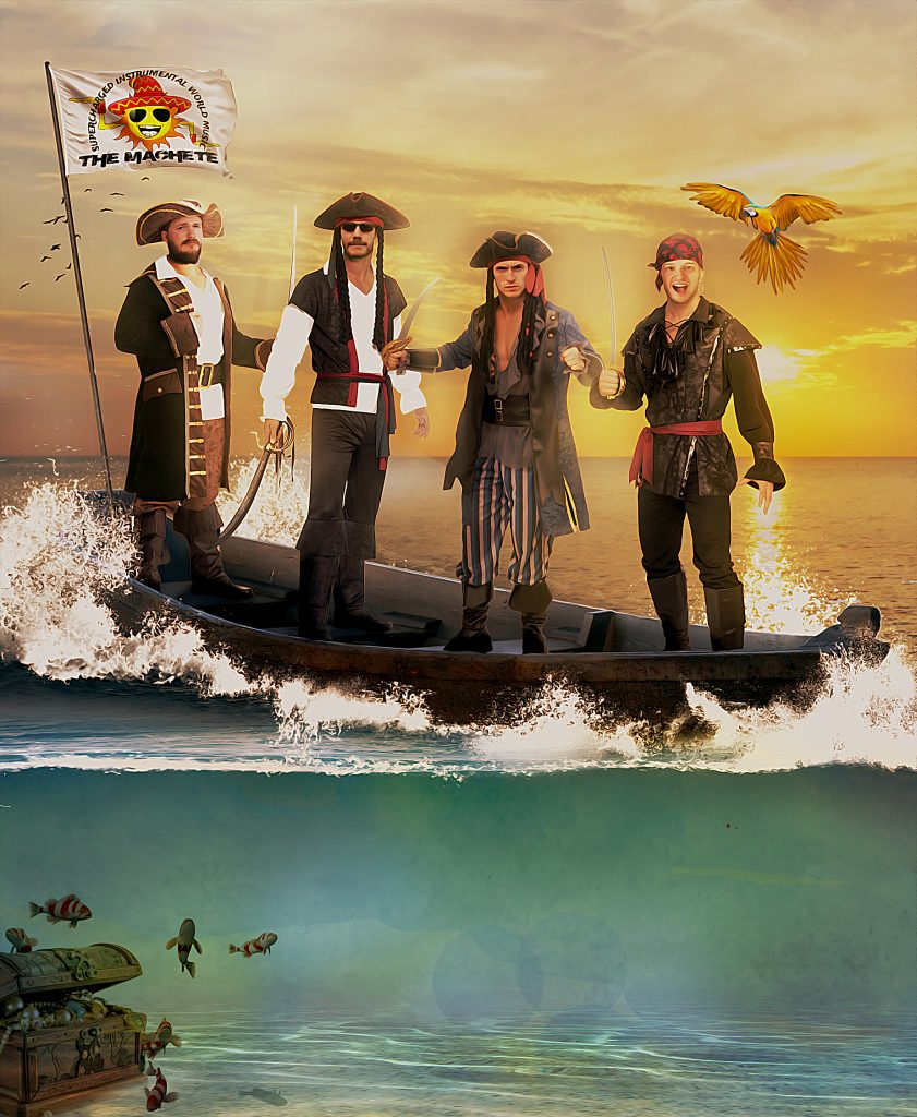 Piraate Boat